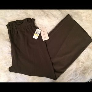 NEW Two by Vince Camuto Wide Leg Capri Pant